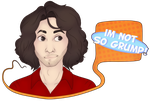 . Dan Avidan by cute-salute