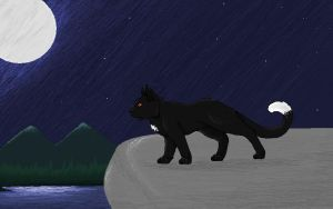 Ravenpaw by The-Midnight-Owl