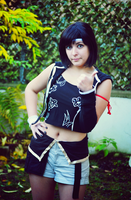 Yuffie Kisaragi - Final Fantasy VII AC by Dragunova-Cosplay