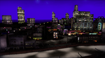 MMD - Night City by AndreaPowerQ
