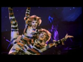 Mungojerrie and Rumpleteazer by Cats-Musical