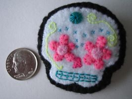 Day of the Dead Pin by pcmommy2b