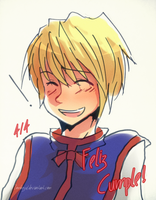 [HBD] Kurapika! by Zombiezul