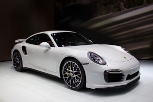 Frankfurt 2013: Porsche 911 (991) Turbo S by randomlurker