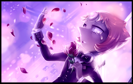 It's Over, isn't it? - Pearl from Steven Universe by WalkingMelonsAAA