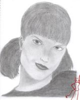 Pauley Perrette by Lady-Casanova