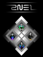 2NE1 - Wallpaper by AHRACOOL