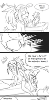.:Comic:. Faia's brother is the Devil... by SilverfanNumberONE