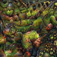 End of Mission Deep Dream by loloalien