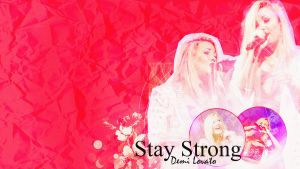Stay Strong by holdupmyheart