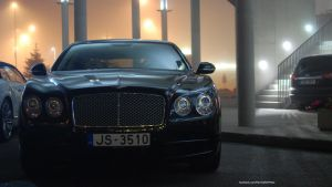 Bentley Flying Spur V8 by ShadowPhotography