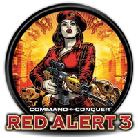 Command and Conquer: Red Alert 3 - Icon by Blagoicons