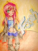 Tessah for XtremeOverdrive by WoWxSaBaW