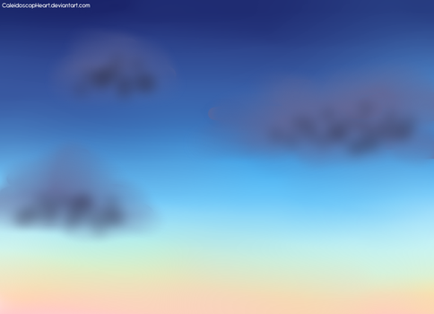 Clouds by CaleidoscopeHeart