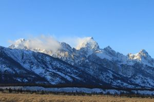 Tetons by Snickersluv