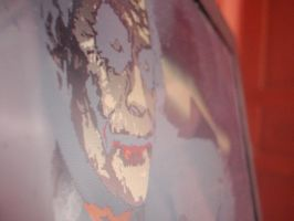 Joker (Distorted) by veridisquotwo