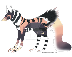 Auction adopt CLOSED by HazeAdopts
