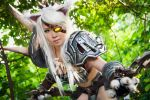 Rengar I by EnchantedCupcake