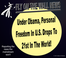 Personal Freedom In USA Drops To 21st! by IAmTheUnison