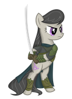 Sneak Peak: Octavia as Elrond by shadowdark3