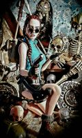 Tomb Raider 29: Uneasy Lies The Head by V1ncent1Zer0