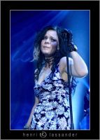 Anette Olzon, Nightwish, Two by henrimikael