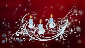 Christmas Candles 2011 by Frankief