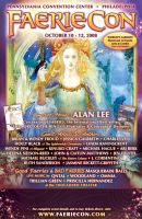 Faerie Con Poster 2008 by bonegoddess