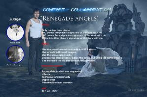 Renegade Angels Contest Collab by Paulo-Bert