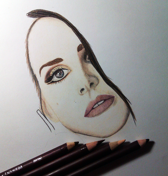 Lana Del Rey WIP by lovely-little-gun