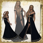 Legeia Blond pack 2 by Just-A-Little-Knotty