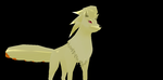 Ninetales + DL by Valforwing