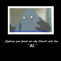 Alphonse Motivational by RenagadeRexRider