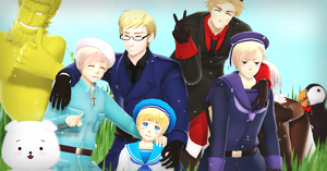 .: Nordic Family :. by Duekko