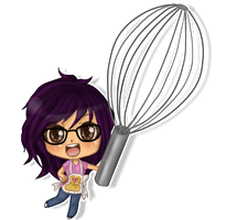 Chibi give away #4 by blondeeshadow