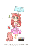 Nyan chibi 2 by Erusworld