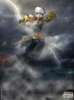 ultimate storm by bluzero8