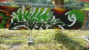 doter at cokelive party by dopeonetwo