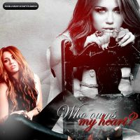 Who owns my heart? by iwalkwithyourshadow