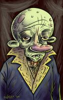 Return of the Son of Nosferatu by sweetlygrotesque