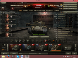 My Super Pershing by COLT731