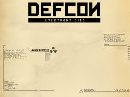 DEFCON wallpaper by drunkill