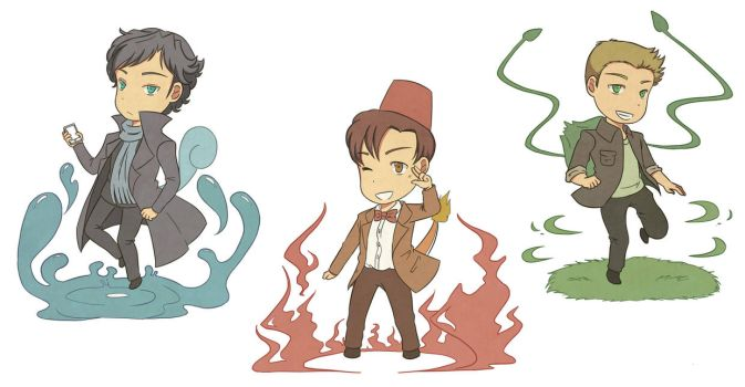 Superwholock by Voidance-kun
