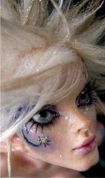 Painted Faerie - Tinkerbell 4 by wingdthing