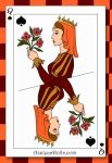Anne of Cleves - Queen of the Deck by TheArtisticProphet