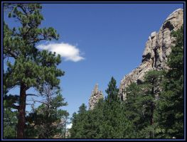 Mount Rushmore by Curim