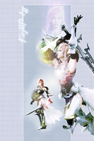 Lightning Farron Background by ResistingLust