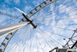 The eye of London by mimmi95