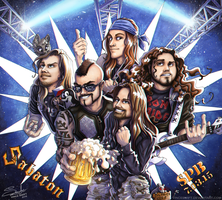 Sabaton by VinceSwift
