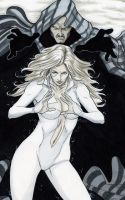 CLoak and Dagger by martheus